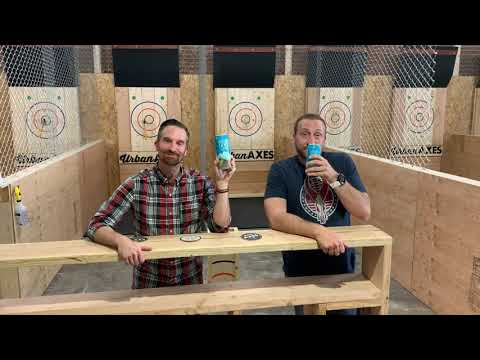 The Brewmance - Throwing Axes & Drinking Beer