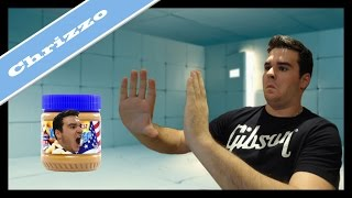 Erdnussbutter! Erdnussbutter! ERDNUSSBUTTER! / Skurrile Phobien | Chrizzo #008 | Chrizzo