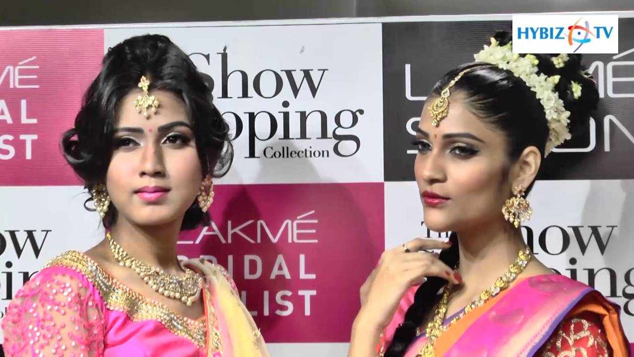 lakme bridal stylist | indian bridal makeup | hybiz - youtube