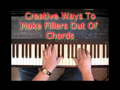 Creative Ways To Make Fillers Out Of Chords Youtube