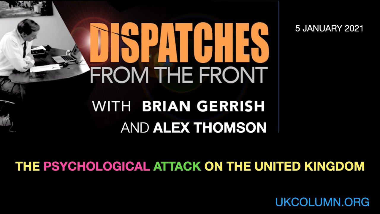The Psychological Attack on UK