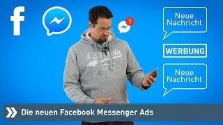 Was können die neuen Facebook Messenger Ads?