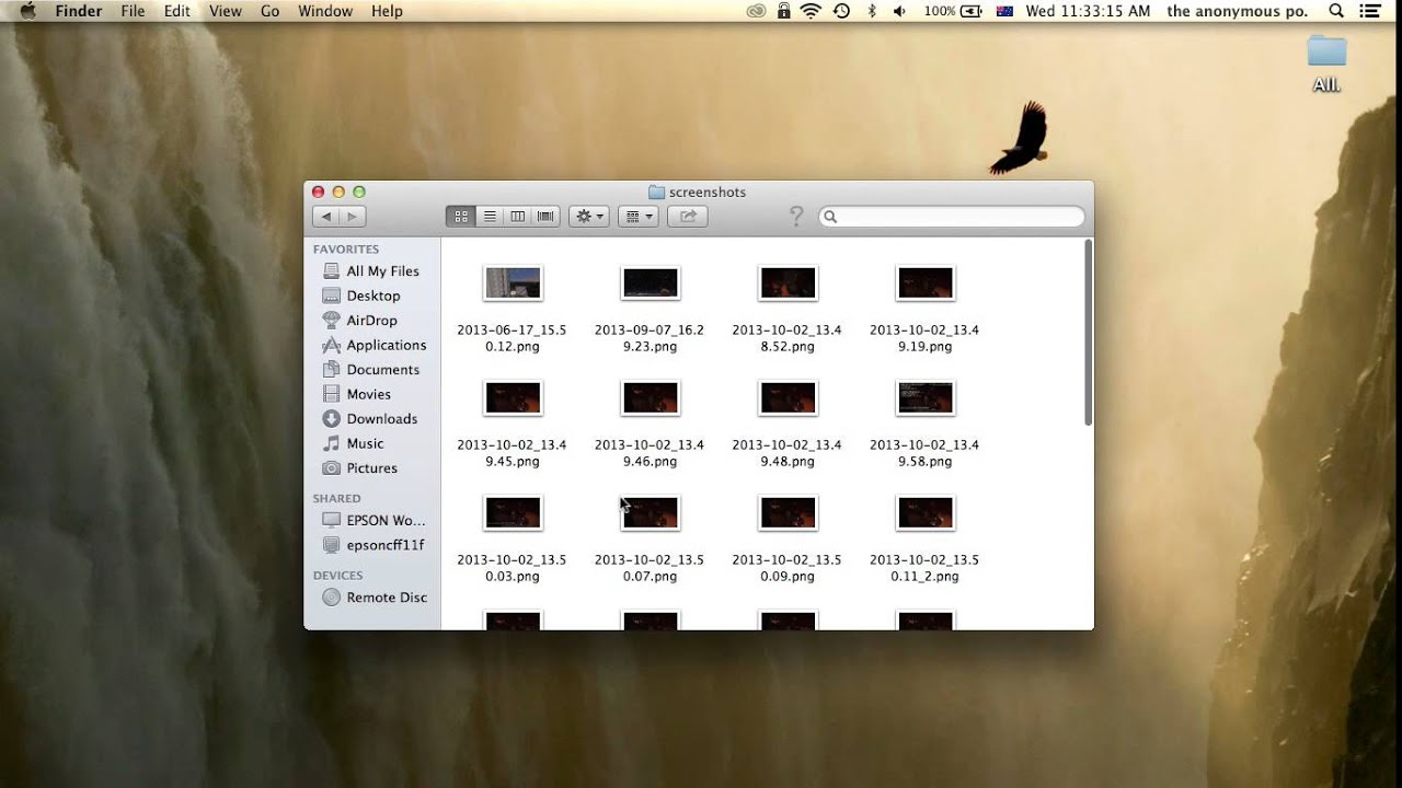 How to access your minecraft folder screenshots and saves on a mac how to access your minecraft folder screenshots and saves on a mac ccuart Gallery