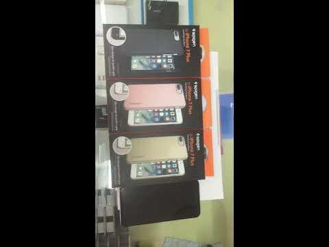 Ốp lưng Iphone 7 PLus SPigen SGP Thin Fit, Op lung Iphone 7 PLus Spigen USA mong nhat
