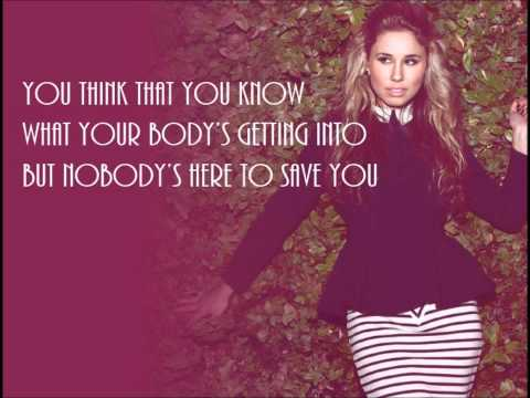Haley Reinhart - Spiderweb (Studio Version Lyrics)