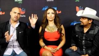 El bueno,la mala y el feo en su programa de radio y en Conferencia De Prensa (Mas en Galatview.com)