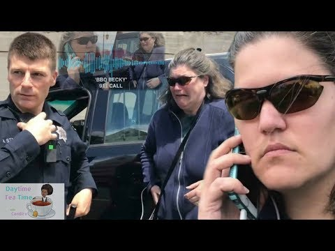 Barbeque BECKY's 911 Call gets RELEASED | The FULL Phone Call is SHOCKING!