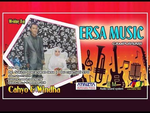 Live Streaming - CS ERSA MUSIC - BM SOUND SYSTEM - PERNIKAHAN CAHYO & WINDA - MATESIH 04 09 2018