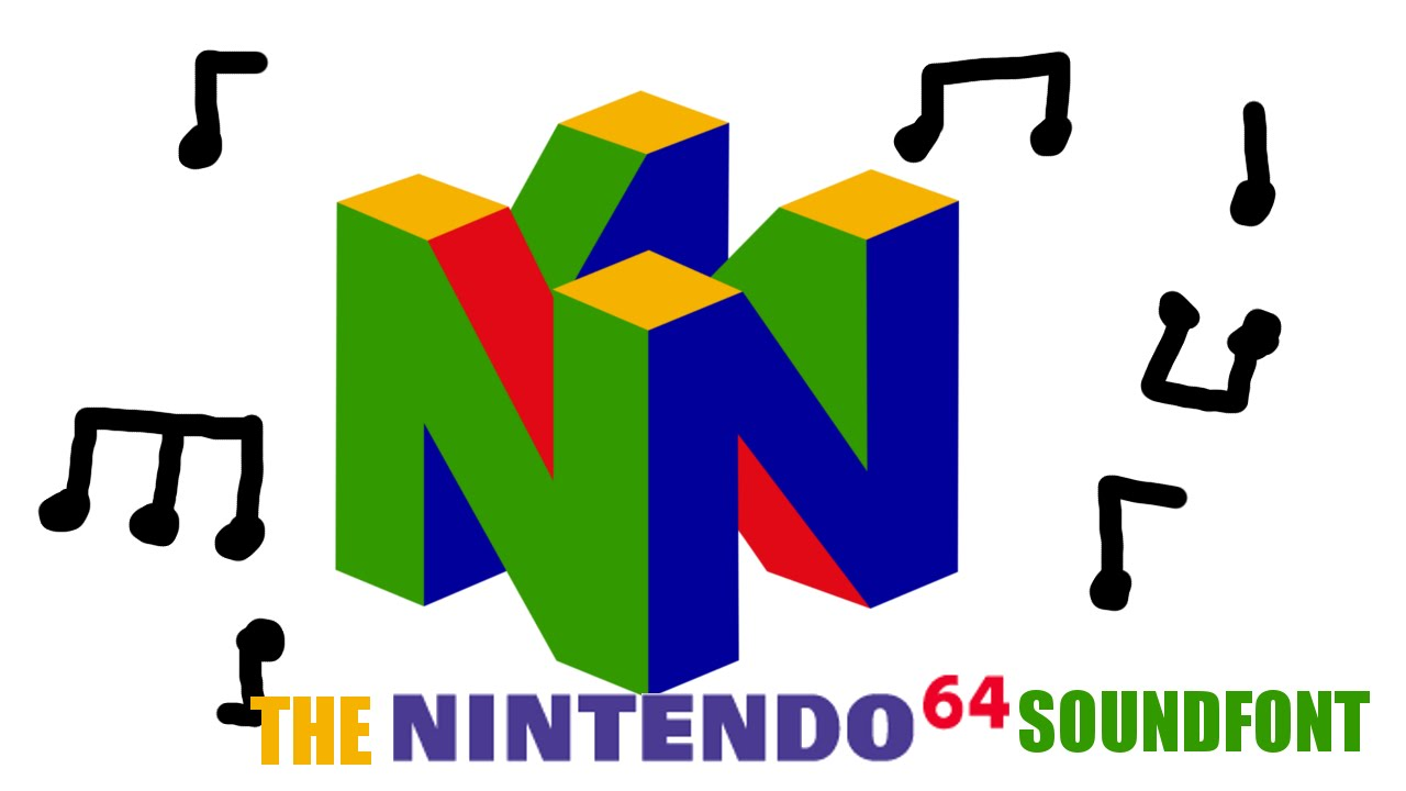 Roxie's Nintendo 64 General MIDI Soundfont | Musical Artifacts