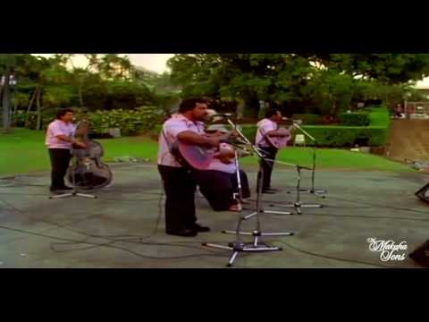 The Makaha Sons of Ni'ihau - Hawaii 78 - Live 1987  - マカハサンズ