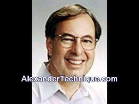 Alexander Technique Teacher Robert Rickover Interviewed