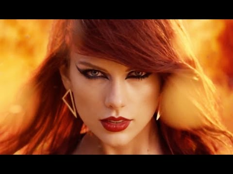 Taylor Swift 'Bad Blood' Video - The Real Meaning