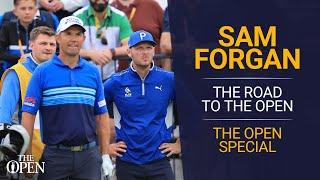 Sam Forgan realises his dream