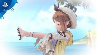 Atelier Ryza: Ever Darkness & the Secret Hideout - Character Highlight Trailer | PS4