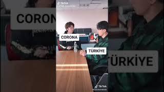 Tik tok Corona vs Türkiye
