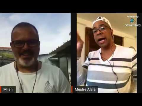 Coletivo Capoeiragem – Alala - Portal Capoeira