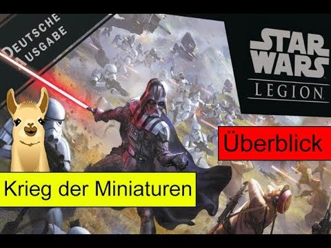 Star Wars Legion / Überblick / SpieLama
