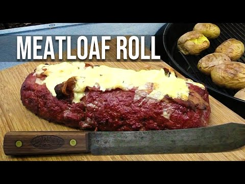 Meatloaf Roll recipe by the BBQ Pit Boys