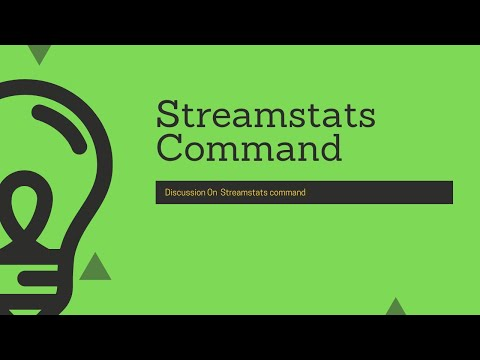 Splunk Commands : Detail discussion on Streamstats and Eventstats