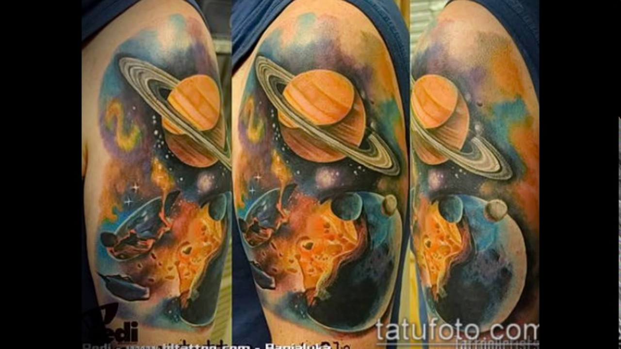 значение тату сатурн смысл история факты фото эскизы