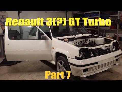 Renault 5 Gt Turbo Restoration. -Part 7