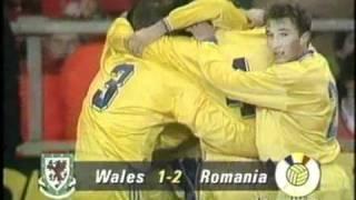 Gol Florin Raducioiu in Tara Galilor - Romania 1-2 (1993)