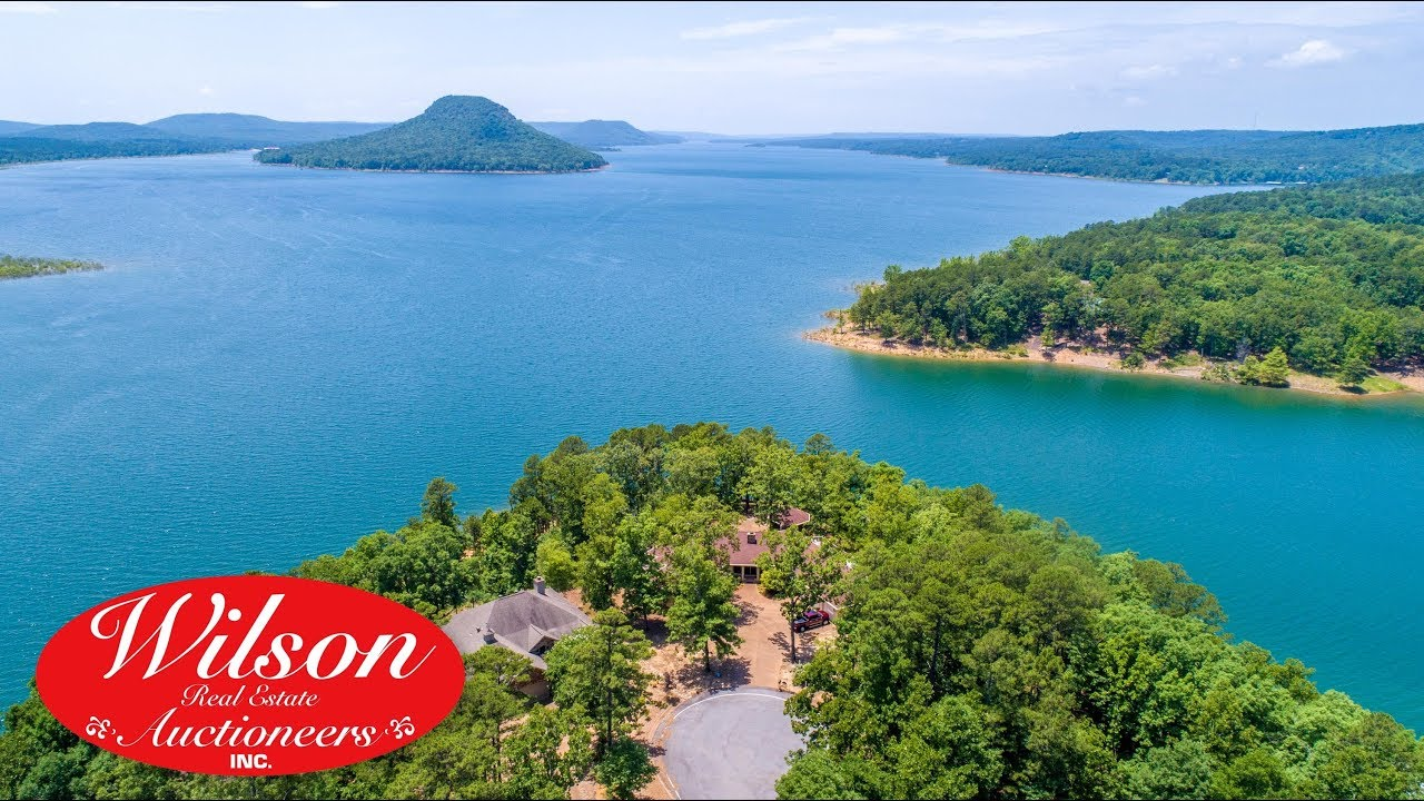 GREERS FERRY LAKE ABSOLUTE REAL ESTATE & PERSONAL PROPERTY ESTATE AUCTION ~  FAIRFIELD BAY, AR