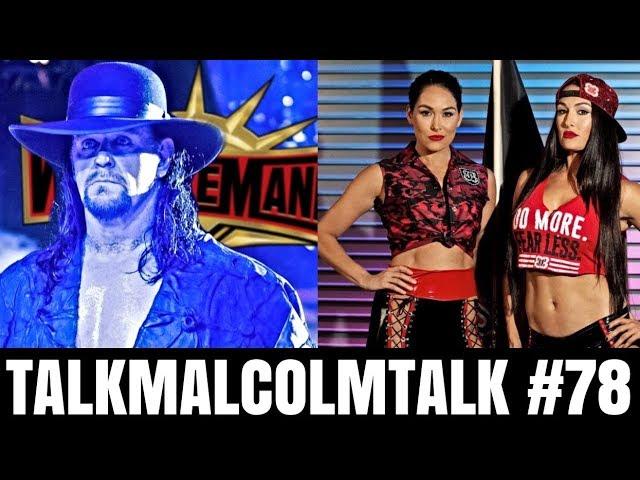 WWE CANCELED Second Evolution PPV!! Undertaker Skipping WrestleMania 35 - TMT #78