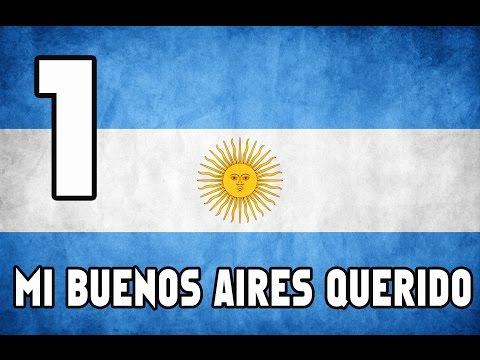 Europa Universalis IV: Mare Nostrum - Mi Buenos Aires Querido - Argentina #1
