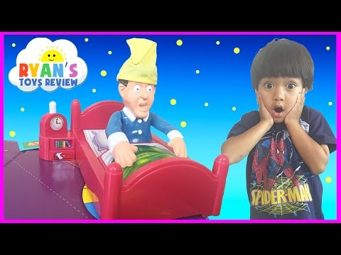 Thumbnail: Don't Wake Daddy Family Fun Games For Kids Egg Surprise Toy Car Ryan ToysReview