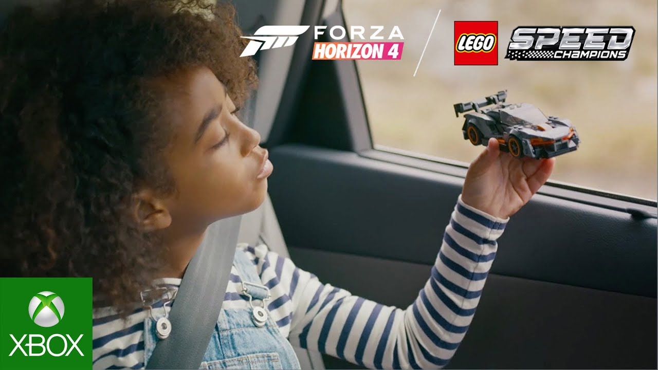 Forza Horizon 4 LEGO Speed Champions – Backseat Driver thumbnail