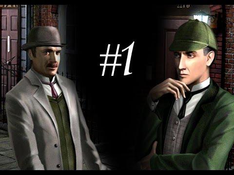 Sherlock Holmes: The Mystery of the Persian Carpet E01 |