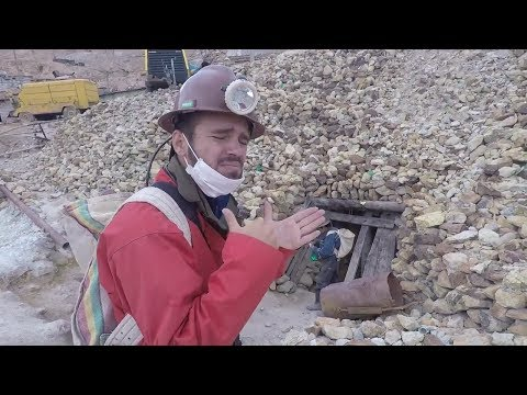 Potosi - A trip into Bolivia's most dangerous mine in the world!