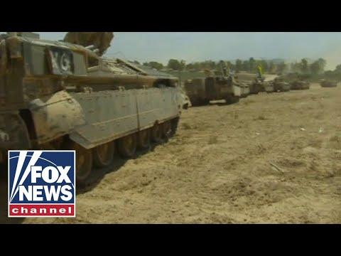Israel Prepares For Possible US Strike On Iran