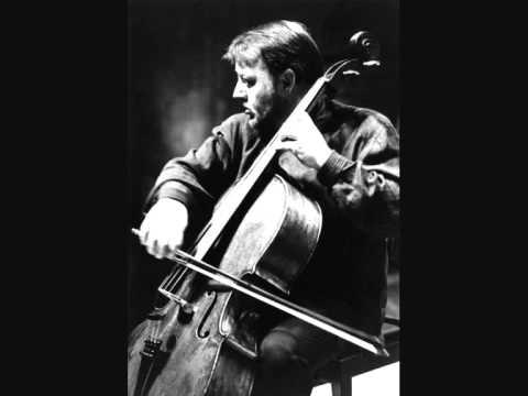 Heinrich Schiff  Bach Cello Suite No. 4 - Bourrée I - Bourrée II
