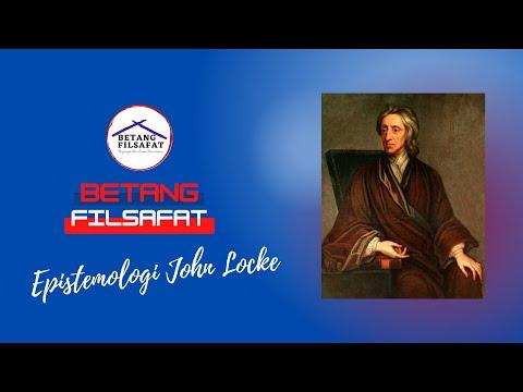 [KFT Katarina Siena IV] Epistemologi John Locke