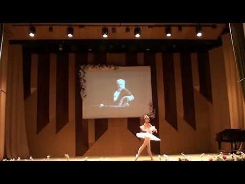 """Юные балерины Чайковский П.И Вариация Авроры из балета """"Спящая красавица"""""""