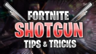 FORTNITE How To Aim Better With Shotguns (PC/Console Tips & Tricks - Season 7)