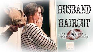 My Husband Cut My Hair! - Dogwood Darling