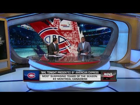 NHL Tonight:  Surprise Teams:  Five surprising teams from the opening month  Nov 2,  2018