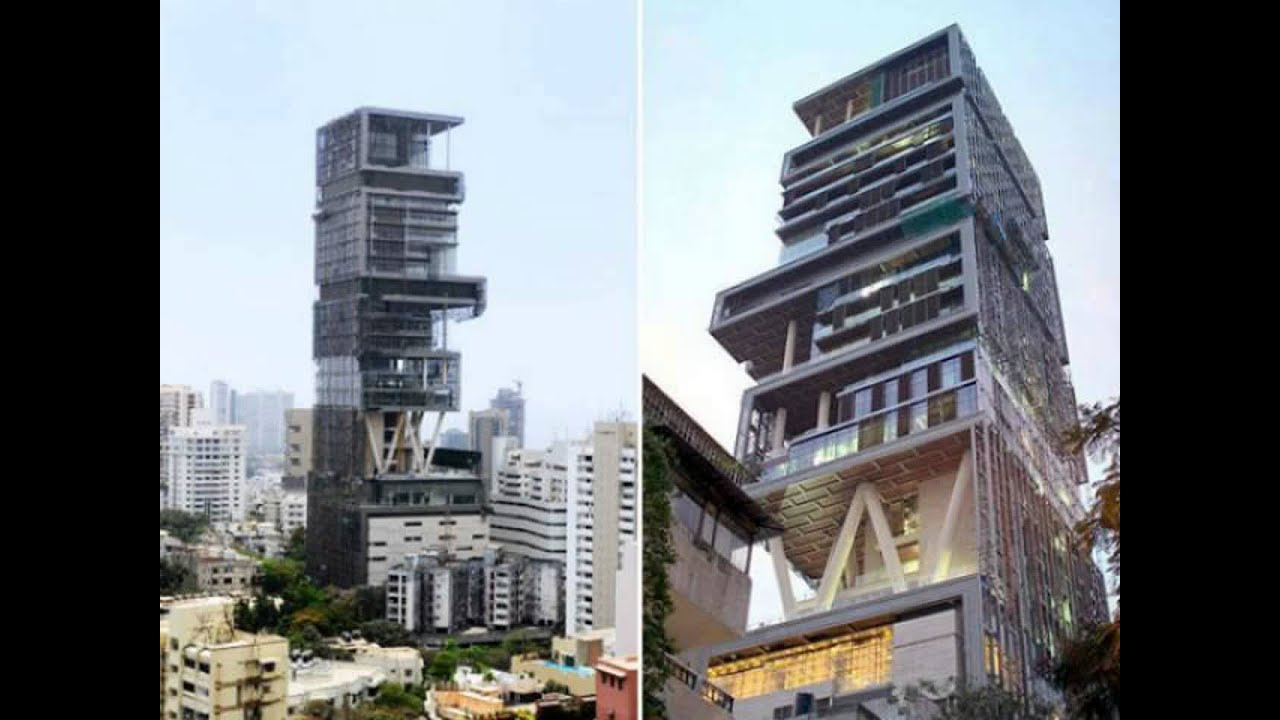 Most Expensive House In The World Antilla Youtube