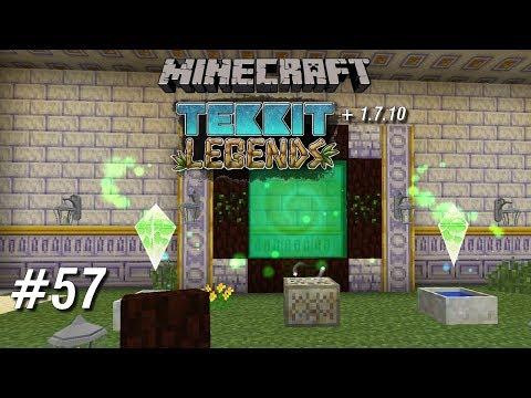 Minecraft 1 7 10 Mod portal-technic laucher