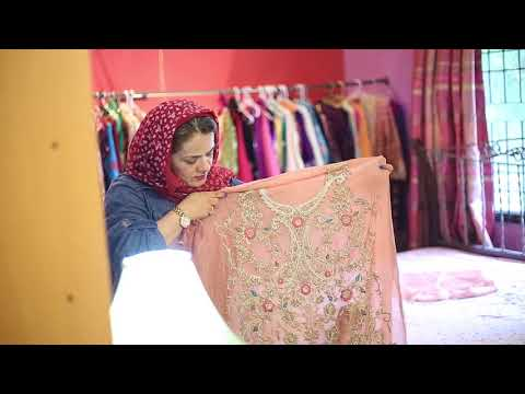 Pakistani women fashion designers at One Milano 2017
