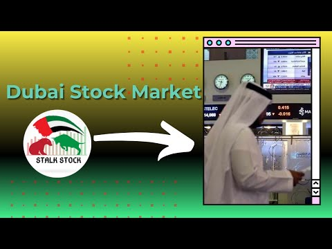 How To Trade In Dubai Stock Market 2021
