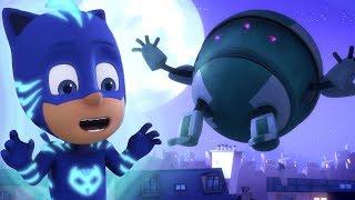 Герои в масках | Кэтбой и лунный купол | HD | мультики для детей