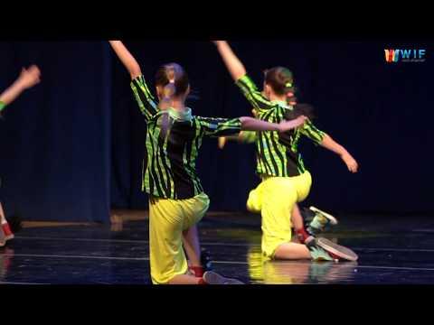 Танец Рио. Конфетти