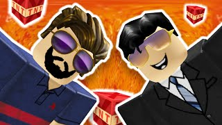 Roblox | TNT Rush | Ben and Dad