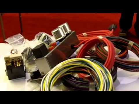 Bare Bonz Wiring Kit from Ron Francis Wiring ID9539 - YouTube Ron Francis Wiring Fuse Panel Diagram on ron francis wire works, basic charging systems diagrams, american autowire diagrams, ron francis car show, power steering diagrams,