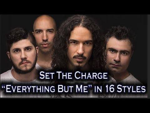 Set The Charge - Everything But Me in 16 Different Styles | Ten Second Songs