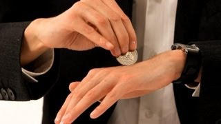 How to Pass a Coin through the Hand | Coin Tricks